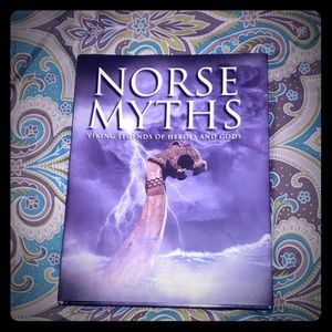 Norse Myths Viking Legend of Heroes and Gods Book
